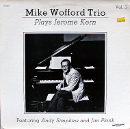 "Mike Wofford Trio Vinyl 12"" (Used)"