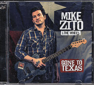 Mike Zito & The Wheel CD
