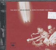 Miles Davis / John Coltrane CD