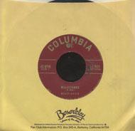 "Miles Davis Vinyl 7"" (Used)"