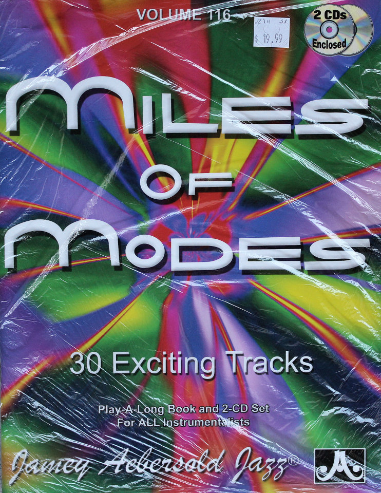 Miles of Modes Volume 116