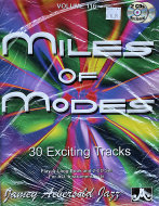 Miles of Modes Volume 116 Book