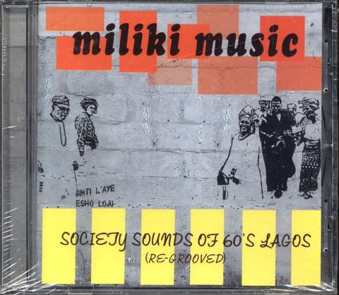 Miliki Music CD