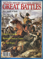 Military History Magazine Presents Great Battles Vol.2 No. 1 Magazine
