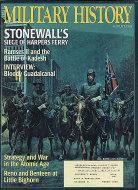 Military History Vol. 12 No. 3 Magazine