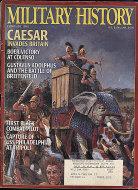Military History Vol. 12 No. 6 Magazine