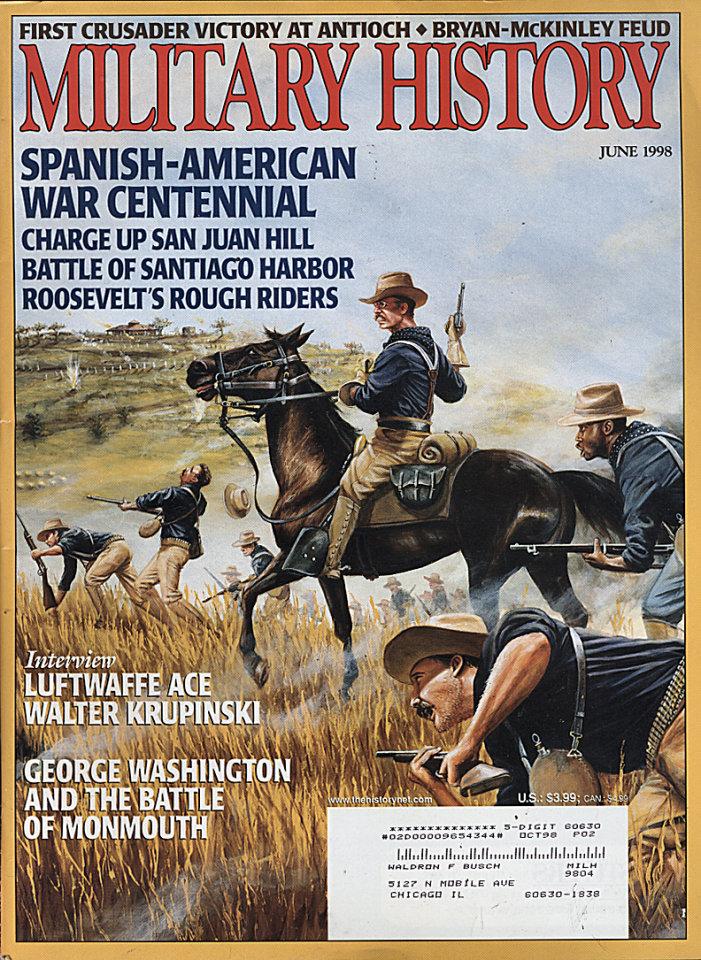 Military History Vol. 15 No. 2