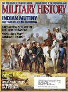 Military History Vol. 18 No. 1 Magazine
