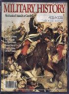 Military History Vol. 3 No. 4 Magazine