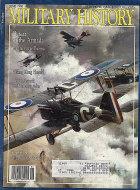 Military History Vol. 4 No. 6 Magazine
