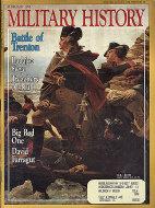 Military History Vol. 8 No. 6 Magazine