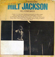 "Milt Jackson All-Star Bags Vinyl 12"" (Used)"