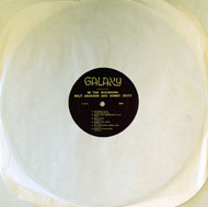 "Milt Jackson / Sonny Stitt Vinyl 12"" (Used)"