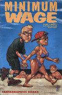 Minimum Wage Vol. 2 No. 2 Comic Book