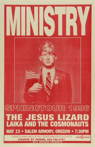 Ministry Poster