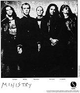 Ministry Promo Print