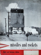 Missiles And Rockets Vol. 4 No. 1 Magazine