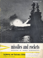 Missiles and Rockets Vol. 4 No. 10 Magazine