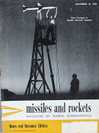 Missiles And Rockets Vol. 4 No. 19 Magazine