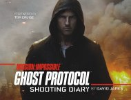 Mission: Impossible - Ghost Protocol Book