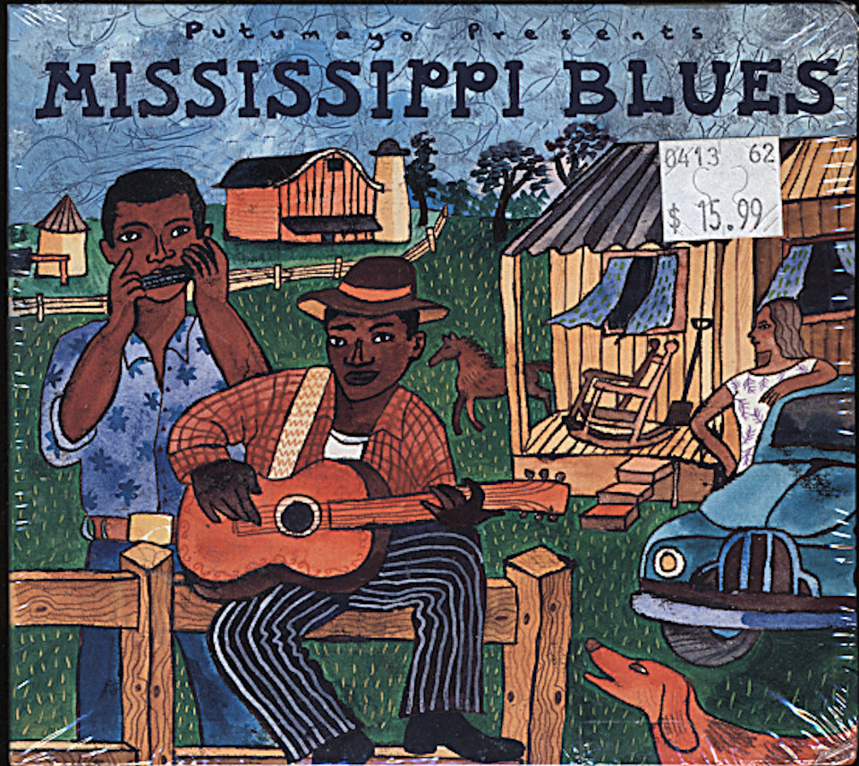 Mississippi Blues CD