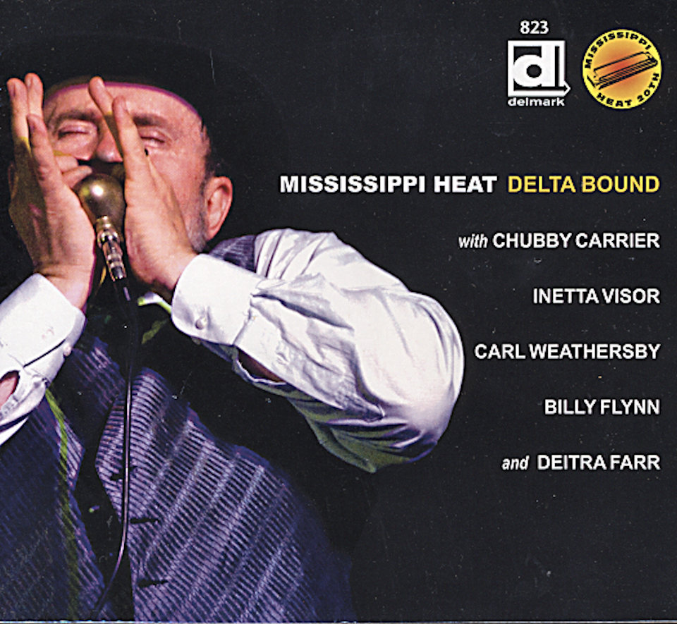 Mississippi Heat CD