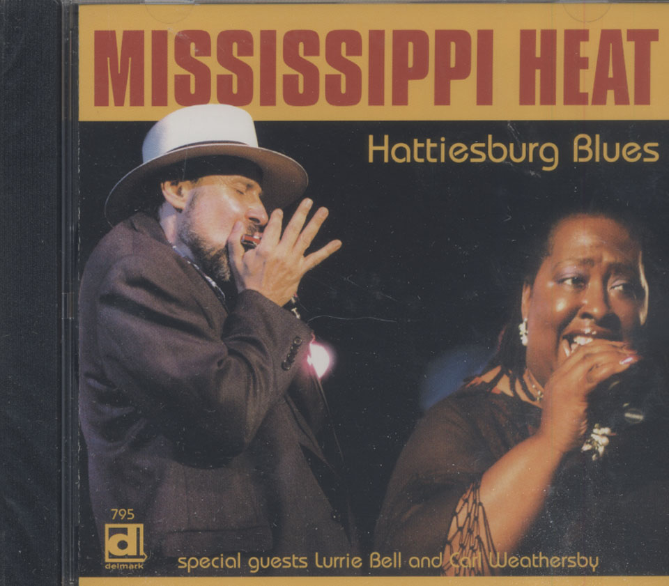 Mississippi Heat CD