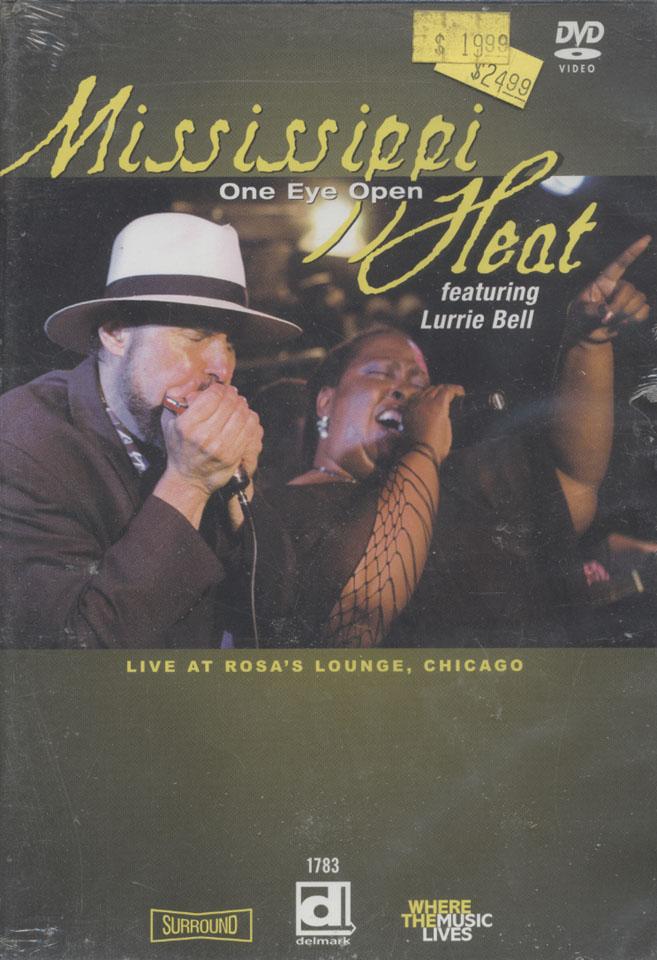 Mississippi Heat DVD