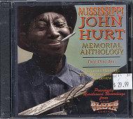 Mississippi John Hurt CD