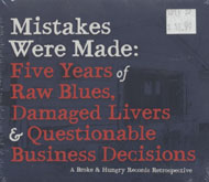 Mistakes Were Made: A Broke & Hungry Records Retrospective CD