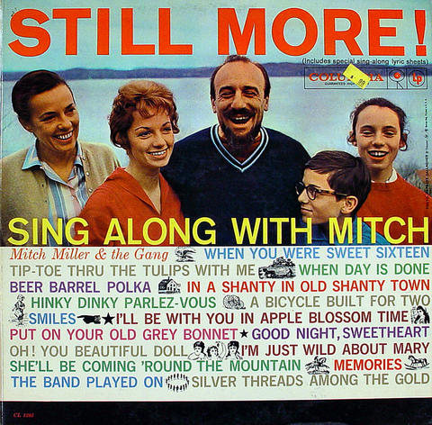"""Mitch Miller & The Gang Vinyl 12"""" (Used)"""