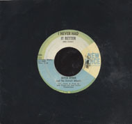 """Mitch Ryder and the Detroit Wheels Vinyl 7"""" (Used)"""