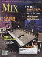 Mix Nov 1,2005 Magazine