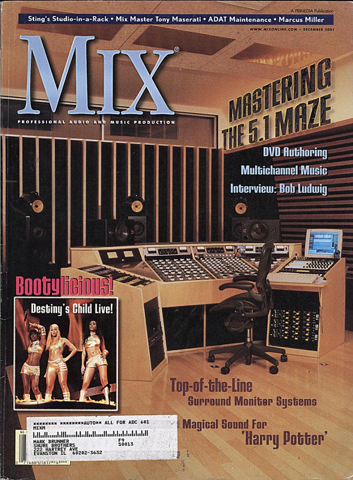 MIx Vol. 25 No. 12
