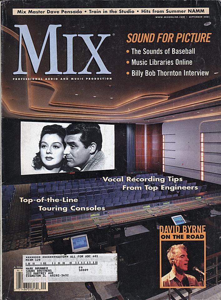 Mix Vol. 25 No. 9