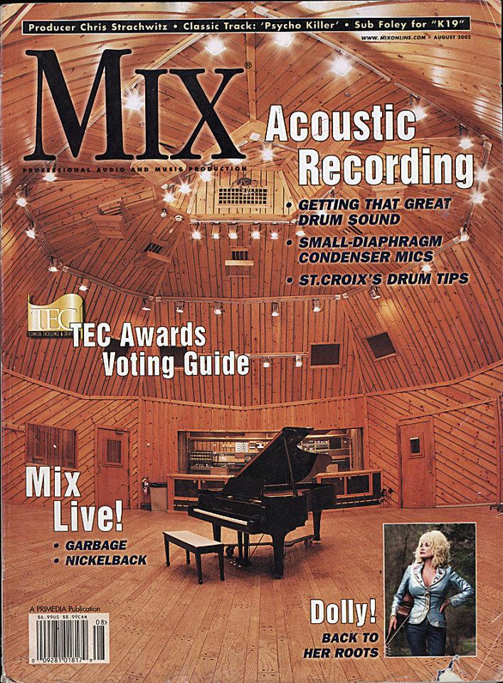 Mix Vol. 26 No. 9
