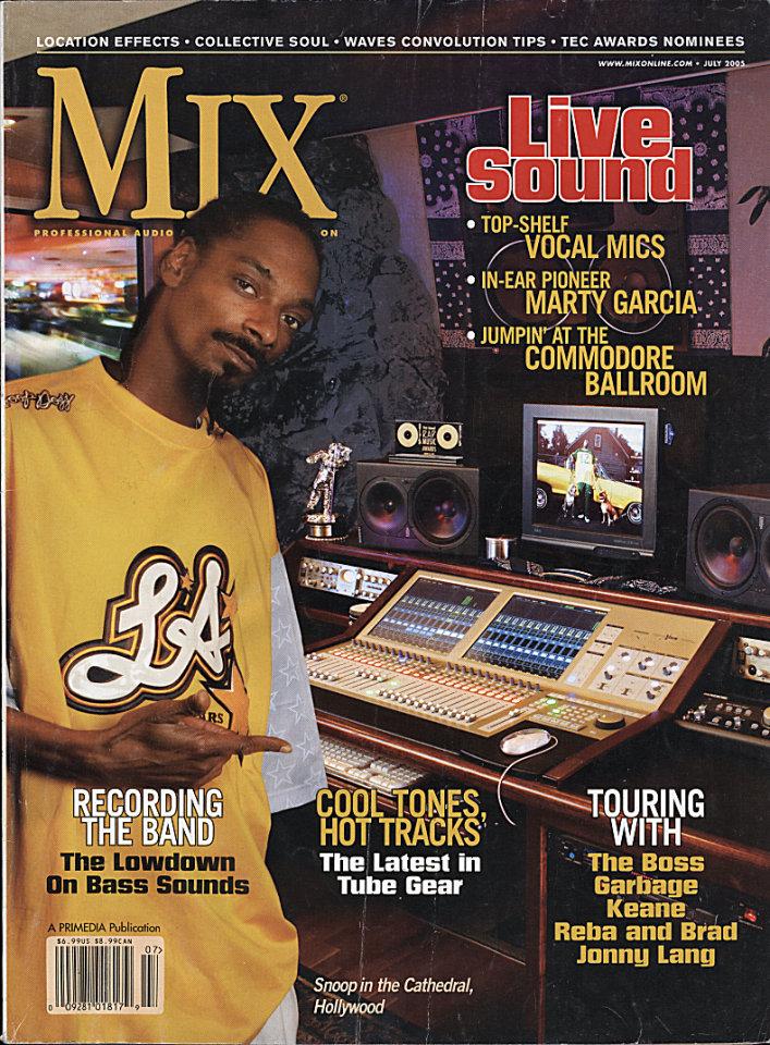 Mix Vol. 29 No. 8