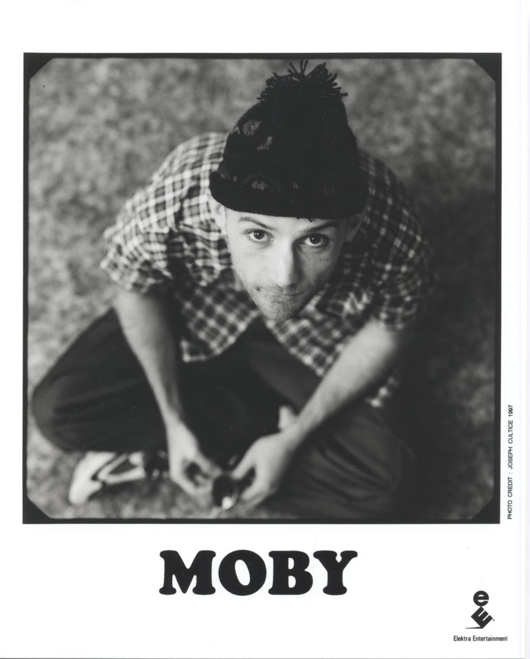 Moby Promo Print