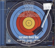 Mod the New Religion CD