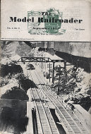 Model Railroader Vol. 1 No. 9 Magazine