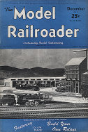 Model Railroader Vol. 11 No. 12 Magazine