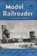 Model Railroader Vol. 13 No. 7 Magazine