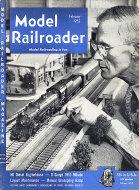 Model Railroader Vol. 19 No. 2 Magazine
