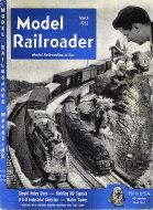 Model Railroader Vol. 19 No. 3 Magazine