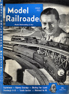 Model Railroader Vol. 20 No. 1 Magazine