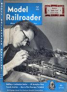 Model Railroader Vol. 20 No. 4 Magazine