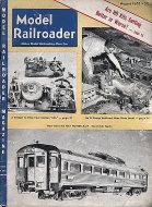 Model Railroader Vol. 20 No. 8 Magazine