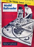 Model Railroader Vol. 21 No. 11 Magazine