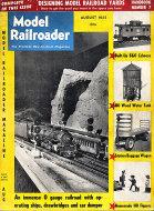 Model Railroader Vol. 22 No. 8 Magazine