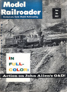 Model Railroader Vol. 24 No. 6 Magazine